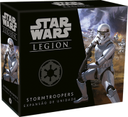 Star Wars Legion Wave 0 Stormtroopers Expansão de Unidade Galapagos SWL007