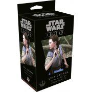 Star Wars Legion Wave 1 Leia Organa Expansão de Comandante Galapagos SWL012