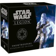 Star Wars Legion Wave 1 Snowtroopers Expansão de Comandante Galapagos SWL011