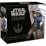 Star Wars Legion Wave 1 Troopers da Frota Expansão de Unidade Galapagos SWL013
