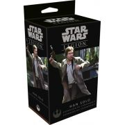 Star Wars Legion Wave 2 Han Solo Expansão de Agente Galapagos SWL020