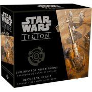 Star Wars Legion Wave 2 Recursos Vitais Expansão de Campo de Batalha Galapagos SWL016