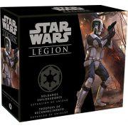 Star Wars Legion Wave 2 Troopers de Reconhecimento Expansão de Unidade Galapagos SWL019