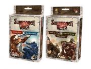 Summoner Wars 2 Expansõs Elfos vs Orcs + Anões vs Goblins SUM102 e SUM103