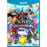 Super Smash Bros Wii-U Original Usado