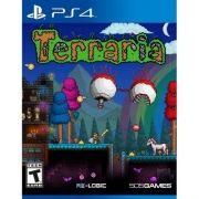 Terraria Playstaton 4 Original Lacrado