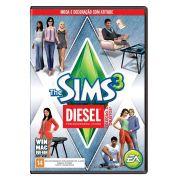 The SIms 3 Expansão coleção de objetos Diesel PC Original Lacrado