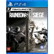 Tom Clancy's - Rainbow Six Siege Playstation 4 Original Usado