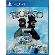 Tropico 5 Playstaton 4 Original Usado
