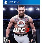 UFC 3 PS4 Original Lacrado