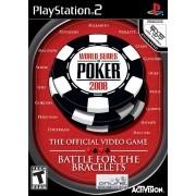 World Series of Poker 2008  PS2 Original Usado NTSC USA