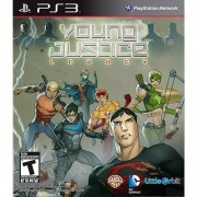 Young Justice Legacy Playstation 3 Original Lacrado