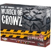 Zombicide Murder of Crowz Galapagos ZOM163