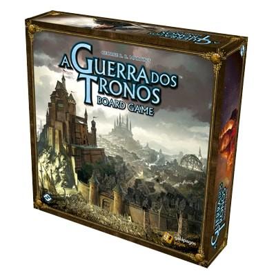 A Guerra dos Tronos Jogo de Tabuleiro Galapagos GTB001  - Place Games
