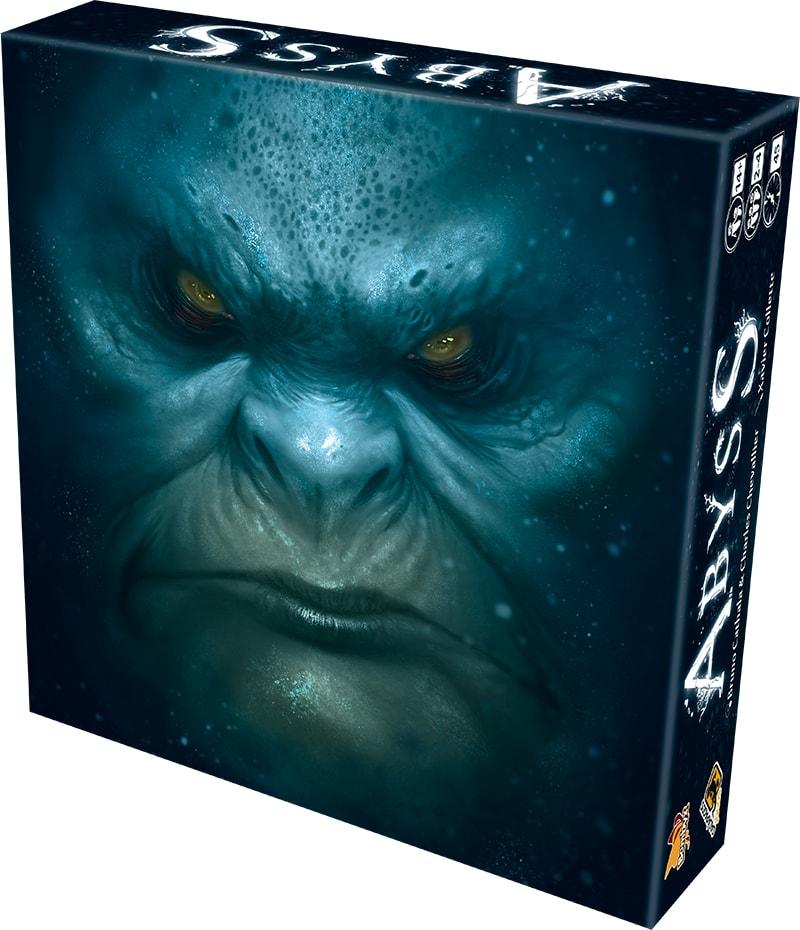 Abyss (Usado) Jogo de Tabuleiro Galapagos ABY001  - Place Games