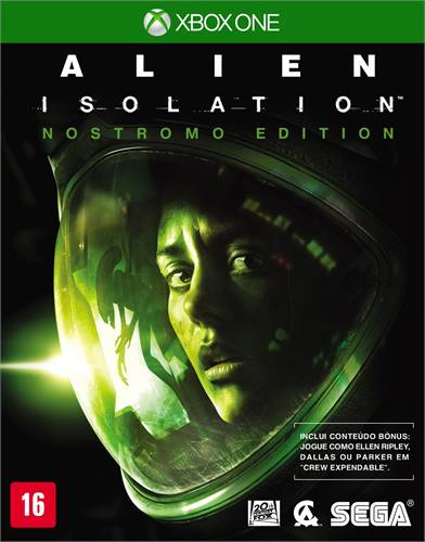 Alien Isolation Xbox One Original Usado  - Place Games