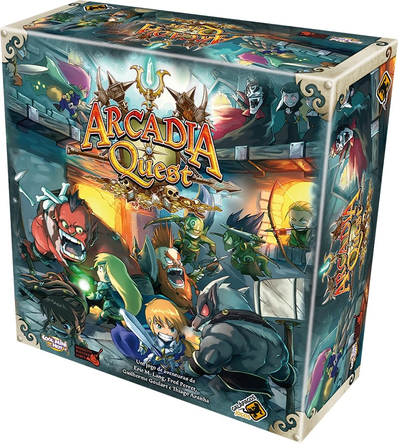 Arcadia Quest Galapagos ARQ001  - Place Games