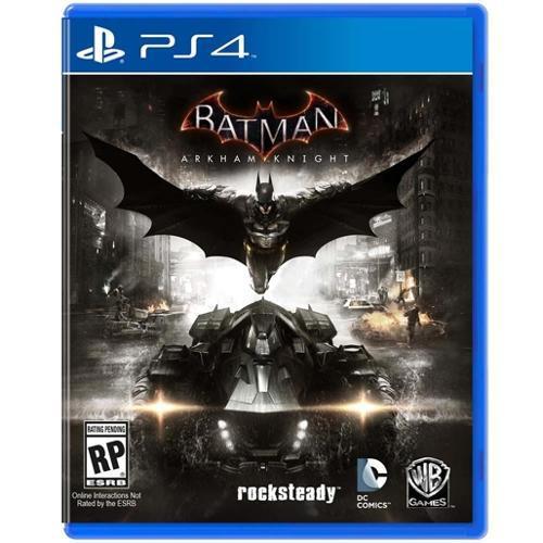 Batman Arkham Knight Playstation 4 Original Usado  - Place Games