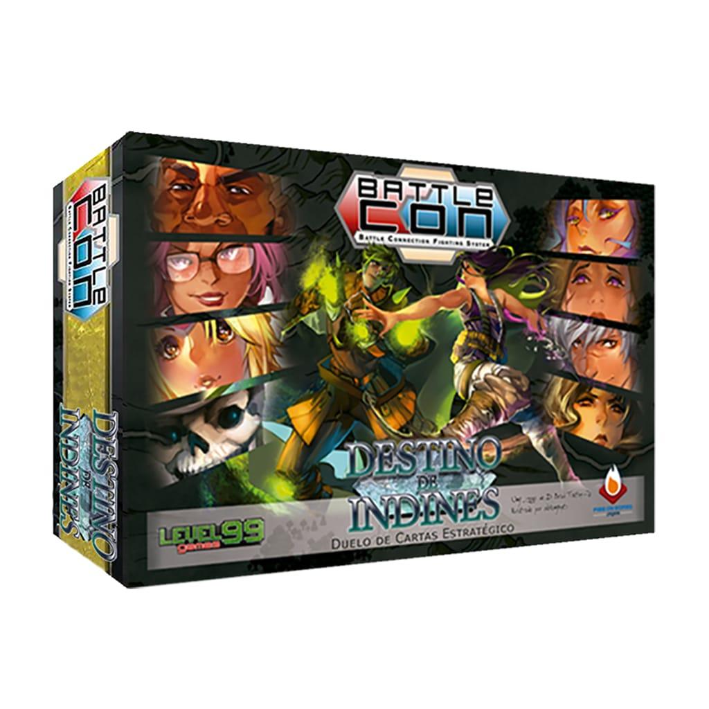 BattleCON Destino de Indines Fire on Board BATT  - Place Games