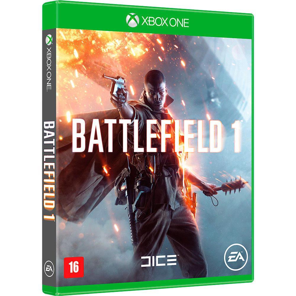 Battlefield 1 Xbox One Original Lacrado  - Place Games