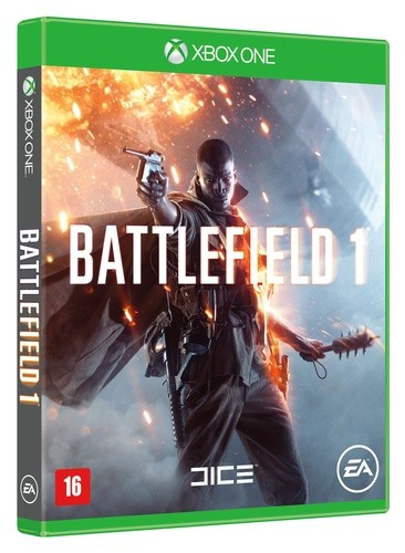 Battlefield 1 Xbox One Original Usado  - Place Games