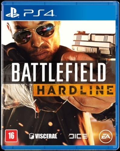 Battlefield Hardline Playstation 4 Original Lacrado  - Place Games