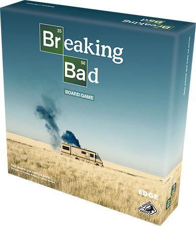 Breaking Bad Jogo de Tabuleiro Galapagos BKB001  - Place Games