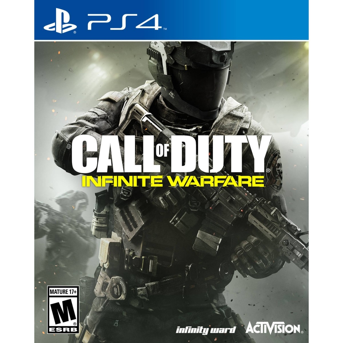 Call of Duty - Infinite Warfare Playstation 4 Original Usado  - Place Games