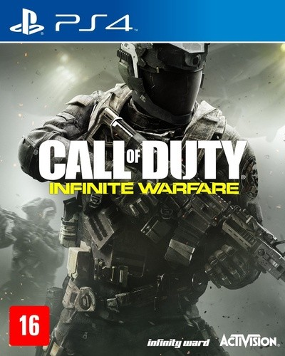 Call of Duty Infinite Warfare PS4 Lacrado  - Place Games