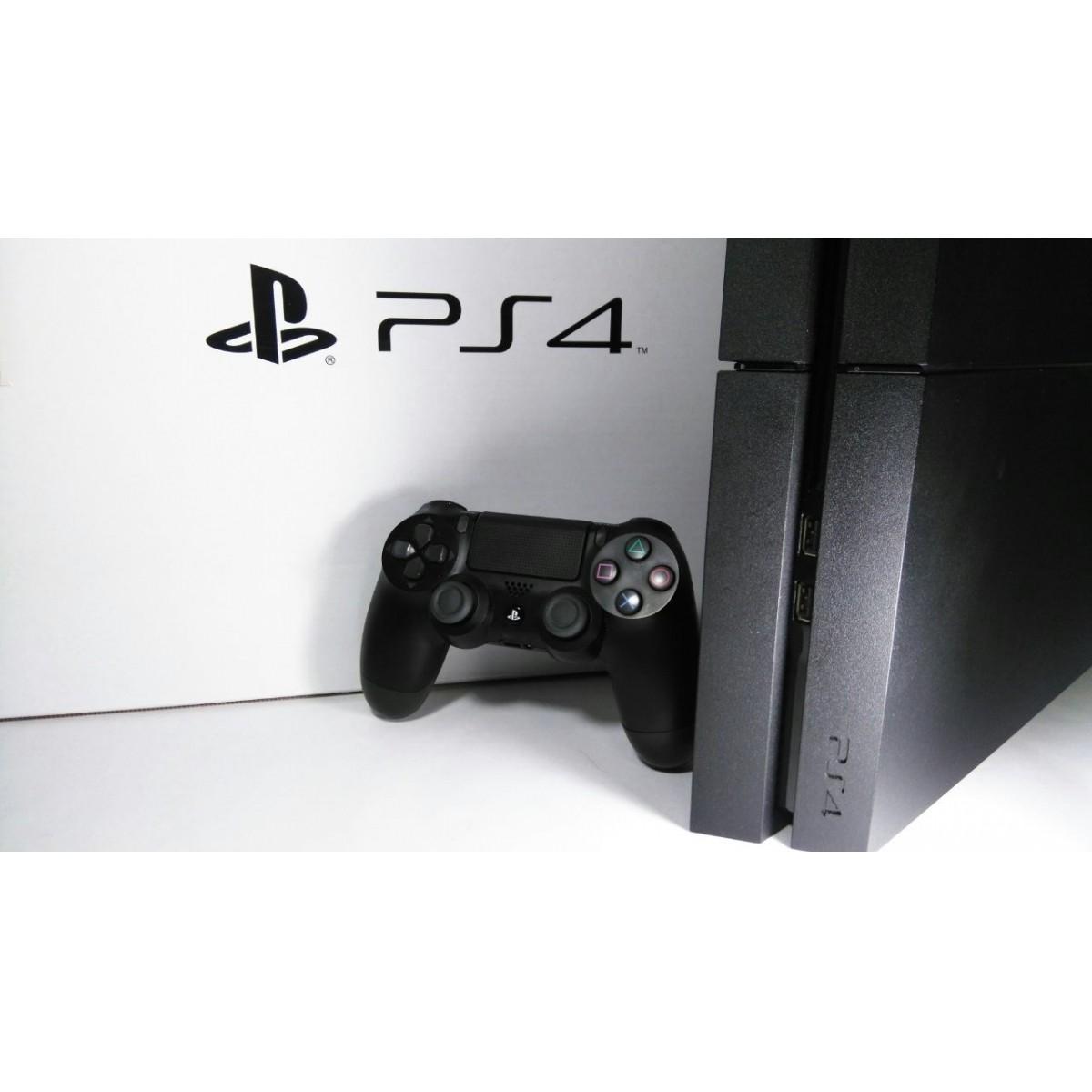 Console PS4 500GB 220V Original Usado - A Maior locadora de games e on