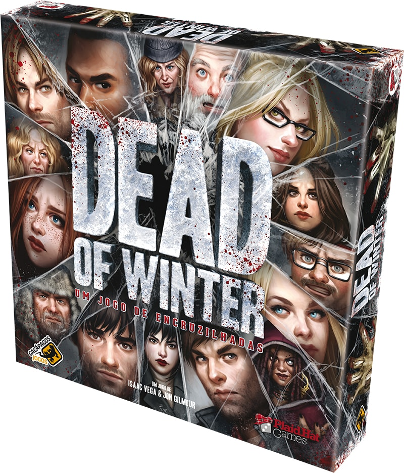 Dead of Winter Galapagos DOW001  - Place Games