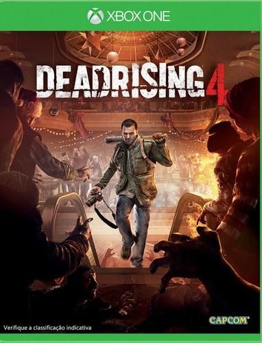Dead Rising 4 Xbox One Original Lacrado  - Place Games