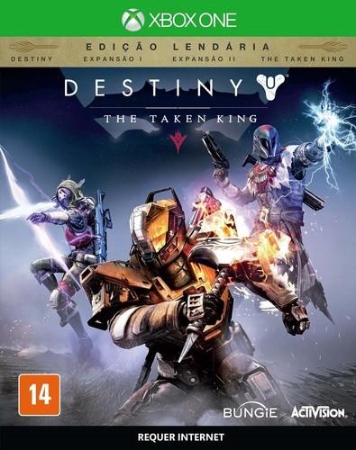 Destiny The Taken King Xbox One Original Lacrado  - Place Games