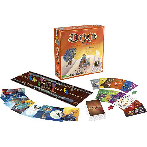 Dixit Odyssey Galapagos  DIX101  - Place Games
