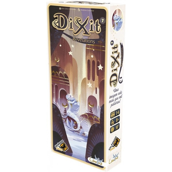 Dixit Revelations Galapagos DIX007  - Place Games