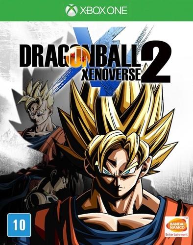 Dragon Ball Z Xenoverse 2 Xbox One Original Usado  - Place Games