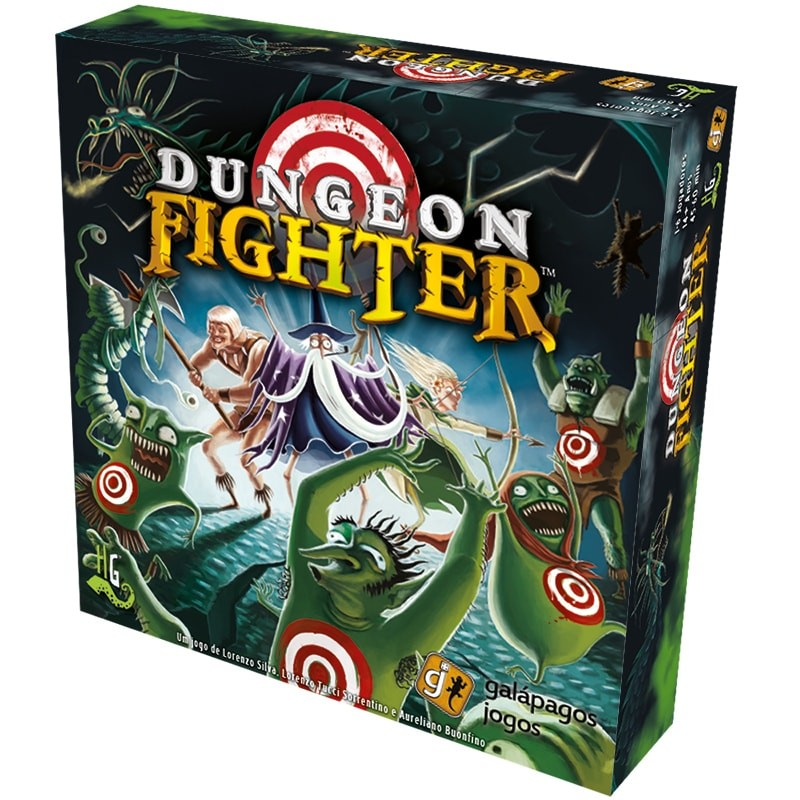 Dungeon Fighter Galapagos DUF001  - Place Games