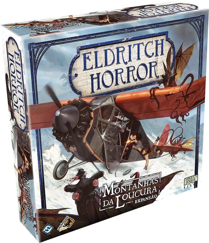 Eldritch Horror Montanhas da Loucura Galapagos EHR003  - Place Games