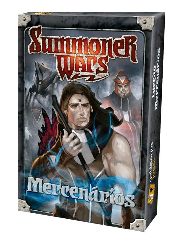 Summoner Wars Expansão Facção Mercenarios Galapagos SUM016  - Place Games