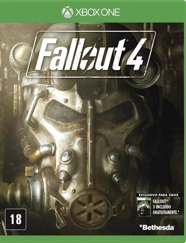 Fallout 4 Xbox One Original Lacrado  - Place Games