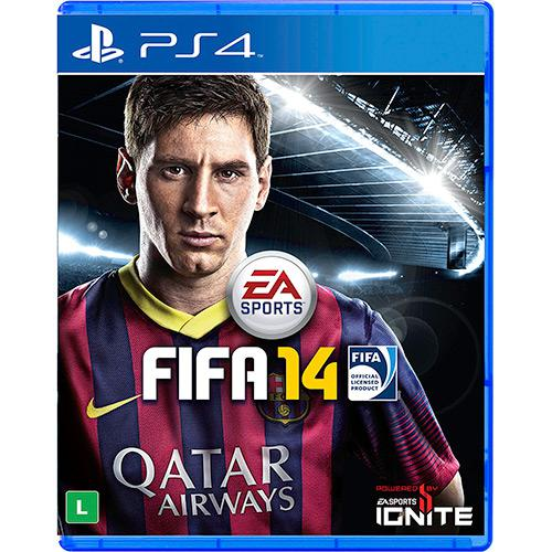 Fifa 14 Playstation 4 Original Usado  - Place Games