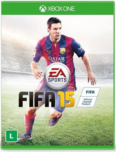 Fifa 15 Xbox One Original Usado  - Place Games