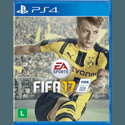 Fifa 17 Playstation 4 Original Usado  - Place Games