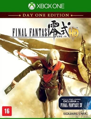 Final Fantasy Type 0 Day One Xbox One Original Usado  - Place Games