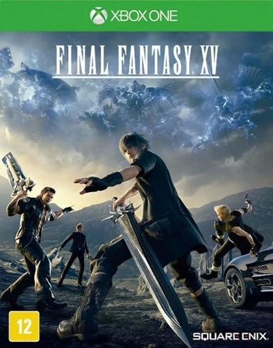 Final Fantasy XV Edição Day One Xbox One Original Lacrado  - Place Games
