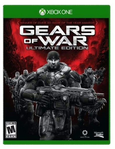 Gears of War Ultimate Edition Xbox One Original Usado  - Place Games