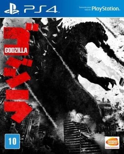 Godzilla Playstation 4 Original Lacrado  - Place Games