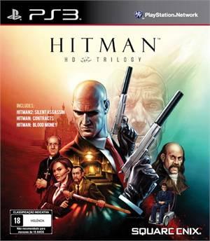 Hitman HD Trilogy Playstation 3 Original Lacrado  - Place Games