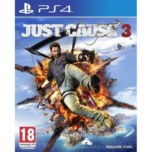 Just Cause 3 Playstation 4 Original Usado  - Place Games