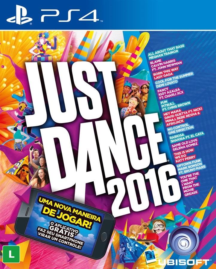 Just Dance 2016 Playstation 4 Original Usado  - Place Games